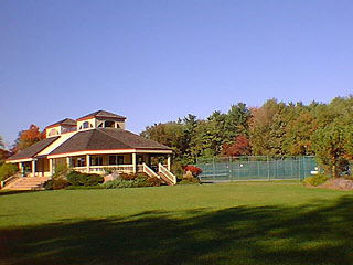 Pinecrest Lake Resort Tennis Complex